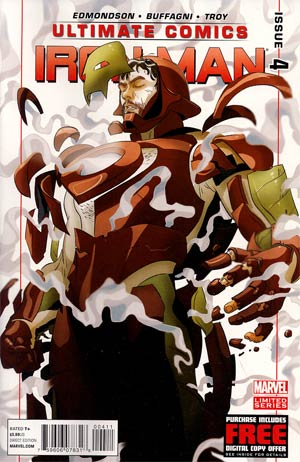 Ultimate Comics Iron Man #4