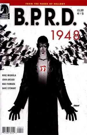BPRD 1948 #4