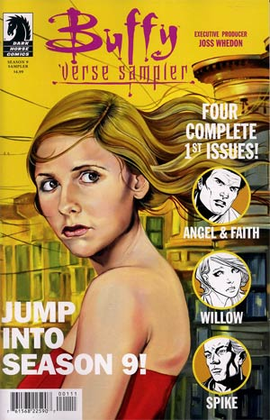 Buffyverse Sampler One Shot