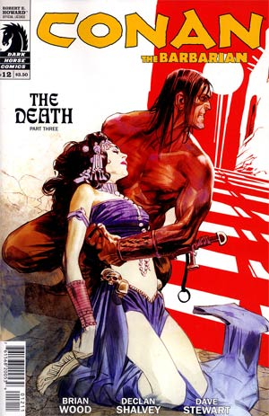 Conan The Barbarian Vol 3 #12