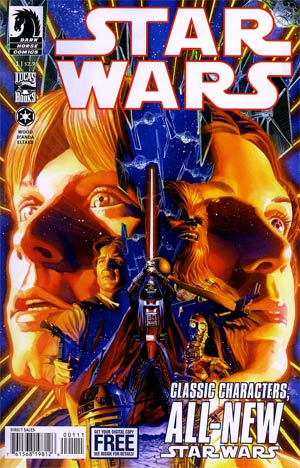 Star Wars (Dark Horse) Vol 2 #1 1st Ptg