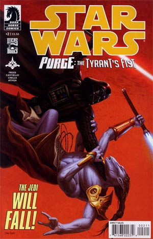 Star Wars Purge Tyrants Fist #2