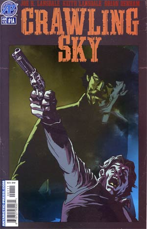 Crawling Sky #1 Regular Brian Denham Cover