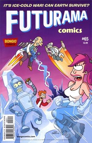 Futurama Comics #65