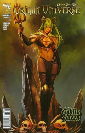 Grimm Universe #3 Goblin Queen Cover A Stjepan Sejic