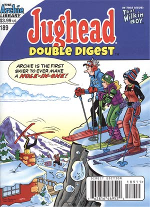 Jugheads Double Digest #189