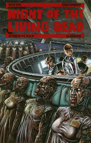 Night Of The Living Dead Aftermath #4 Reg Cvr