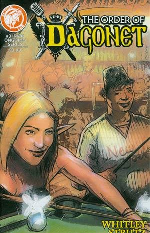 Order Of Dagonet #3