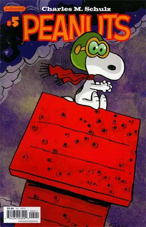 Peanuts Vol 3 #5 Regular Vicki Scott Cover