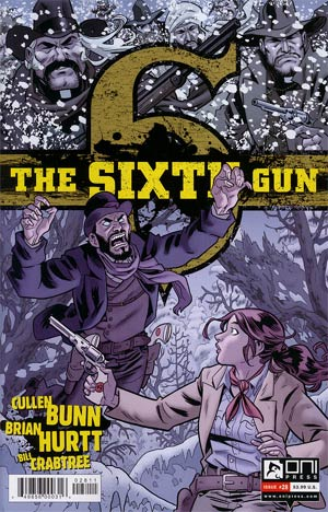 Sixth Gun #28