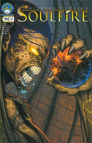 Soulfire Vol 4 #5 Cvr A Mike DeBalfo