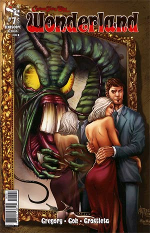 Grimm Fairy Tales Presents Wonderland Vol 2 #7 Cover B Alfredo Reyes