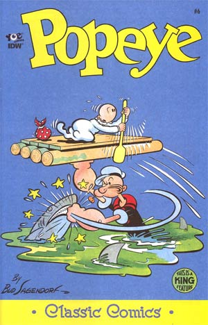 Classic Popeye #6