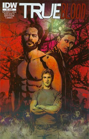 True Blood Vol 2 #9 Regular Michael Gaydos Cover