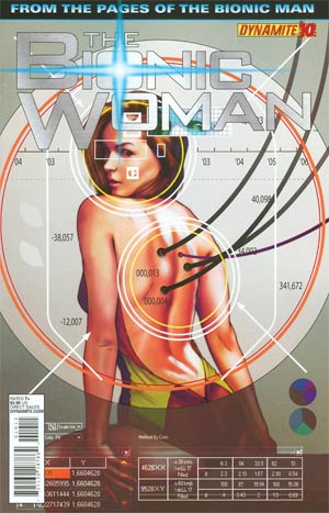 Bionic Woman Vol 2 #10