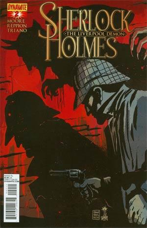Sherlock Holmes Liverpool Demon #2