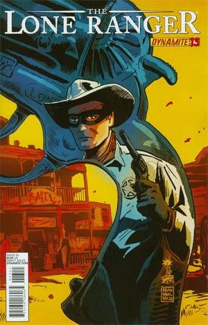 Lone Ranger Vol 5 #13