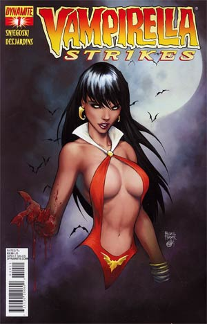 Vampirella Strikes Vol 2 #1 Regular Cover A Michael Turner