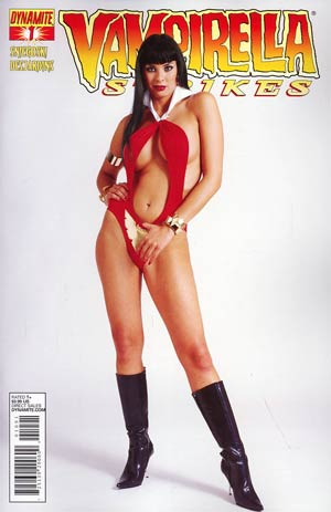Vampirella Strikes Vol 2 #1 Variant Subscription Photo Cover