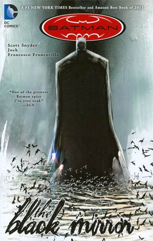 Batman The Black Mirror TP