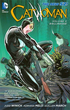 Catwoman Vol 2 Dollhouse TP