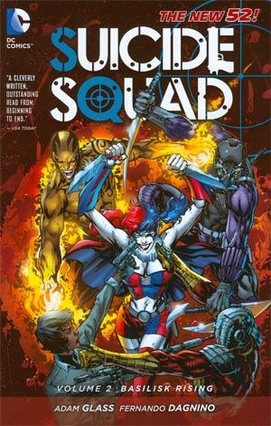 Suicide Squad Vol 2 Basilisk Rising TP