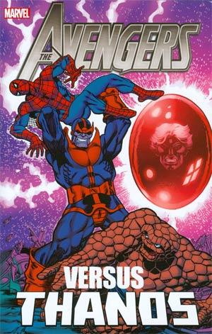 Avengers vs Thanos TP