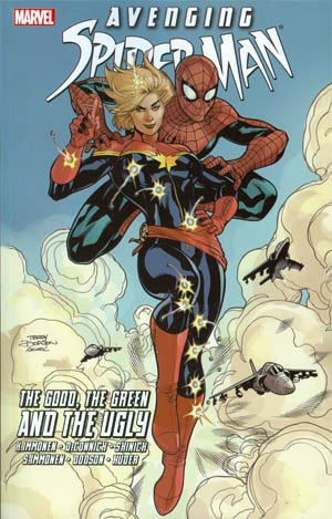 Avenging Spider-Man The Good The Green And The Ugly TP