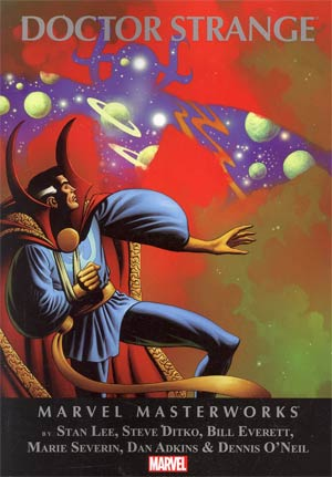 Marvel Masterworks Doctor Strange Vol 2 TP Book Market Edition
