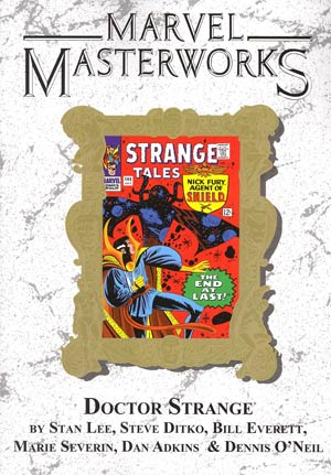 Marvel Masterworks Doctor Strange Vol 2 TP Direct Market Edition