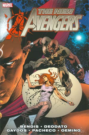 New Avengers By Brian Michael Bendis Vol 5 HC