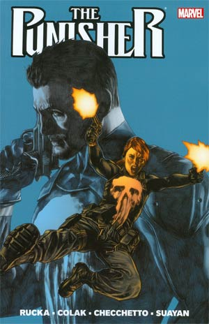 Punisher By Greg Rucka Vol 3 TP