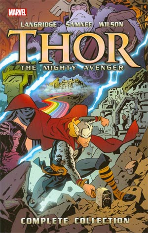 Thor The Mighty Avenger Complete Collection TP