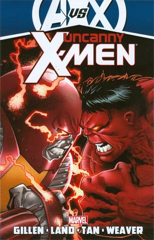 Uncanny X-Men By Kieron Gillen Vol 3 TP