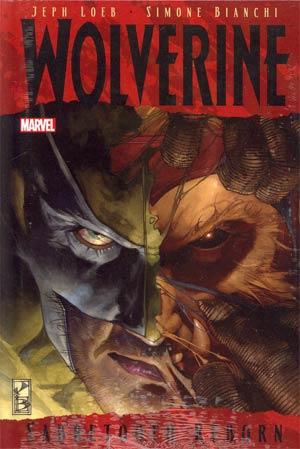 Wolverine Sabretooth Reborn HC