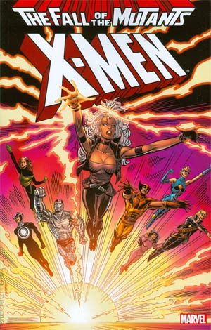 X-Men Fall Of The Mutants Vol 1 TP