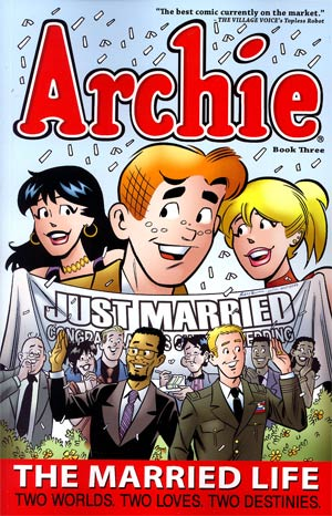 Archie The Married Life Vol 3 TP