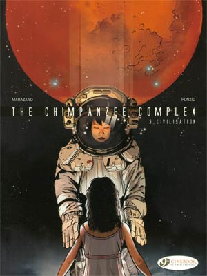 Chimpanzee Complex Vol 3 Civilisation GN