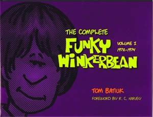 Complete Funky Winkerbean Vol 1 1972-1974 HC