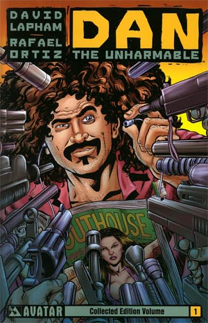 Dan The Unharmable Vol 1 TP
