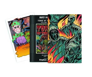Harvey Horrors Collected Works Tomb Of Terror Vol 1 HC Slipcase Edition