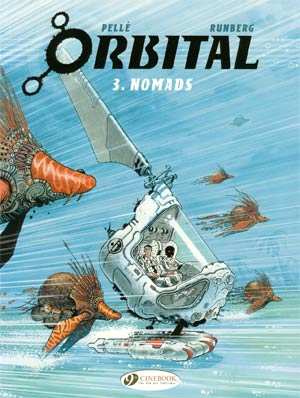 Orbital Vol 3 Nomads TP