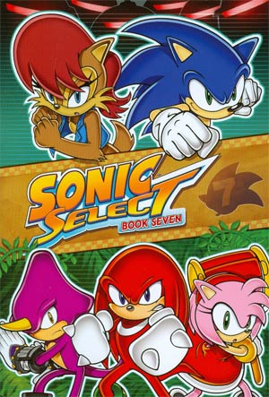 Sonic Select Vol 7 TP