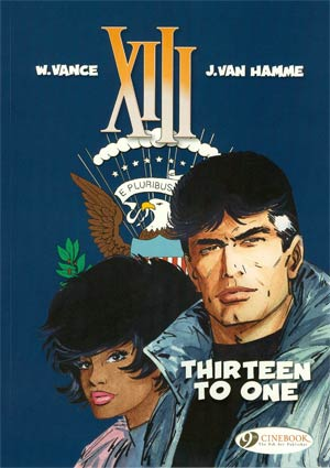 XIII Vol 8 Thirteen To One TP