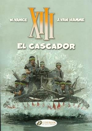 XIII Vol 10 El Cascador TP