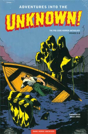 Adventures Into The Unknown Archives Vol 2 HC