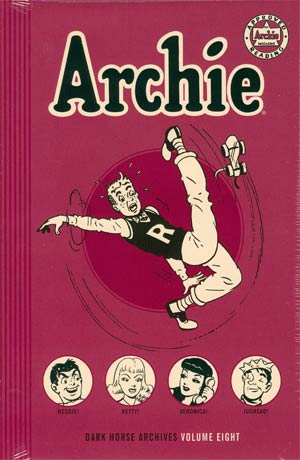 Archie Archives Vol 8 HC