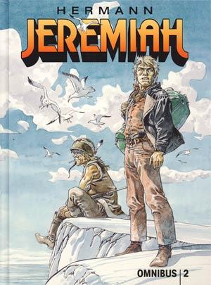 Jeremiah Omnibus Vol 2 HC