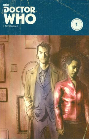 Doctor Who Omnibus Vol 1 TP
