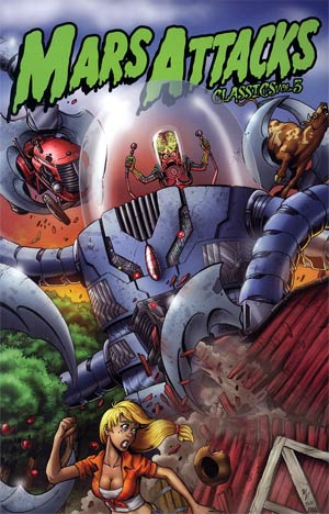 Mars Attacks Classics Vol 3 TP